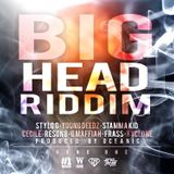 BIG HEAD RIDDIM - PRODUCED BY OCEANIC - MIXED BY NINO BROWNE