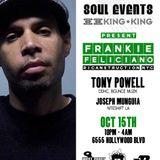 Frankie Feliciano @ King King, Los Angeles, CA - 15.10.2011