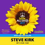 Set 1   14.00 - 15.00    Steve Kirk   Rejuvenation - All Dayer 2017   19.08.17