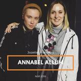 Jozette chats to Annabel Allum
