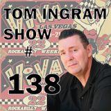 Tom Ingram Show #138 - Recorded LIVE from Rockabilly Radio September 15th 2018