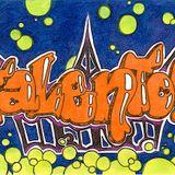 Sesion Dj Vinyl con Temas de Dj Rapado Breakbeat Hardcore Tenerife 2013