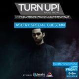 EDMCR - Turn Up! 012 (Askery Special GuestMix) - 17-Mar-2017