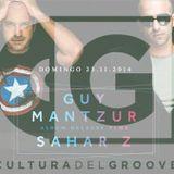 23.11.14 - Guy Mantzur & Sahar Z @ Pacha (Buenos Aires)