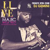 DJ GEMINI LIVE ON MAGIC 102.3 & 92.7 2/7/2020