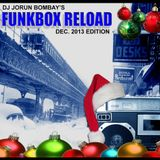JORUN BOMBAYS FUNKBOX RELOAD DEC 2013 HOLIDAY EDITION