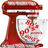 Mix Radio 042 Spécial Remix 80-90's 2000