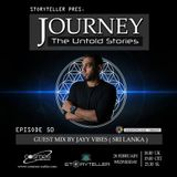 Journey - 50 guest mix by Jayy Vibes ( Sri Lanka ) on Cosmos Radio [28.02.18]