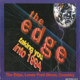 Micky Finn The Edge 'taking you into 1994' 15th Jan 1994