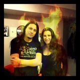 Nicky-Athina Polymeri and Bob Katsionis @ What's Up Doc?