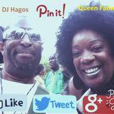 Queen Fatima & DJ Hagos @8-9-17  Hotline Radio