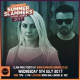 Summer Slammers 2017 Album Launch - 04 - Katie Koven @ Work Bar Nightclub London (05.07.2017)