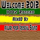 Welcome 2012 100% reggae mix