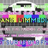 Dans l'immédia -  14/03/2016 - Radio Campus Avignon