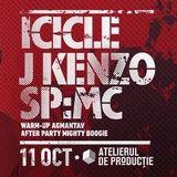 """Icicle, J:Kenzo & SP:MC 11.10.13"" Promo Mix"