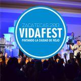 Vida FEST 2013 - Naphis Mitchell // Testimonio