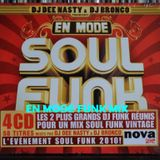 DJ BRONCO - EN MODE SOUL FUNK - EN MODE FUNK MIX (2010)