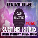 Andry Cristian & Alesana - Club Sessions 060 - Guest Mix JOE RED - Live Kickstream Tv