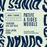 Bassworx x Sun and Bass - Patife & A Sides Promo Mix