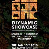 Thyladomid @ Diynamic Showcase - BPM Festival 2015