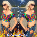 Go FunK youR LOVE (Electric Love Music Festival mix) by DJ Miss Calculated