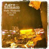 Iñaki Abasolo @ Agrostream tv