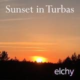 Sunset in Turbas