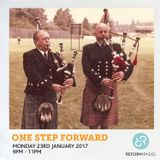 One Step Forward 23rd January 2017