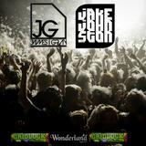 Gridlock Presents: The Foam Party 16/02/15 at Wonderland, Maidstone (James Gray & Jake Johnston)
