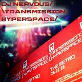 DJ Nervous - Transmission Hyperspace Promo Tape_SIDE A