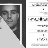 Hardline at Story Miami June 22nd 2013