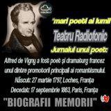 Jurnalul unui poet - Alfred de Vigny Poet Alfred de Vigny a fost poet și dramaturg francez ...