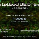 Downtempo guest set for Artelized Visions