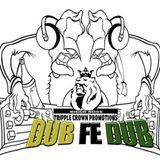 BIGGA BOSS TRIPPEL CROWN PROMOTIONS DUB FE DUB  JAN 15TH 2015  JAH INTERNATIONAL VS SUPREME GENES
