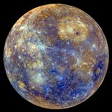 Landing on Mercury