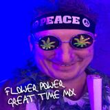 Flower Power Great Time Mix Event DJ Helmut Kleinert