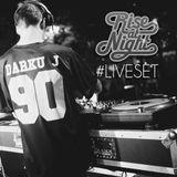 Darku J live at Rise At Night Block Party 8.23.14