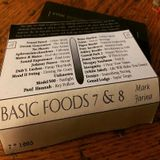 Mark Farina- Basic Foods vols. 7 & 8 mixtape- July 1995