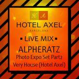 Alpheratz - Photo Expo Set Part2 - Very House (Hotel Axel)