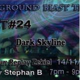 Underground Blast Techno 24 - Dark Skyline