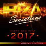 Ibiza Sensations 155 Special Happy New Year 2017
