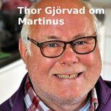 Martinus - en nutida kristen filosof. Intervju med Thor Gjörvad.