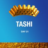 TASHI DAY 21 / GOLD IS NEW YELLOW