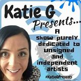 Katie G Presents: with guest Bob Bell - 18/8/17