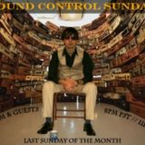 Ground Control Sunday's Guest Mix