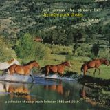Just across the stream lies the indie punk dream                   for horses