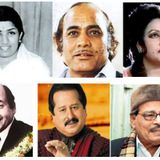 Legends from India and Pakistan - All in One Stage - Radio Zindagi 1550 AM - Sundays 2 PM