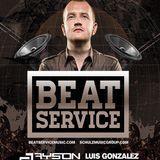 Au Entertainment presents Beat Service @ Lizard Lounge 8.10.13 (Luis Gonzalez Set)