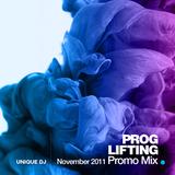 Unique Dj   November 2011 Promo Mix   Proglifting