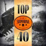TOP 40 2018 Radio Submarina - Positions 40 - 31